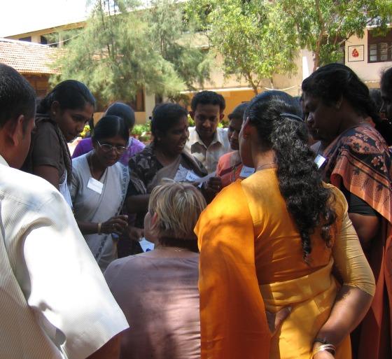 Sri Lankan English teachers